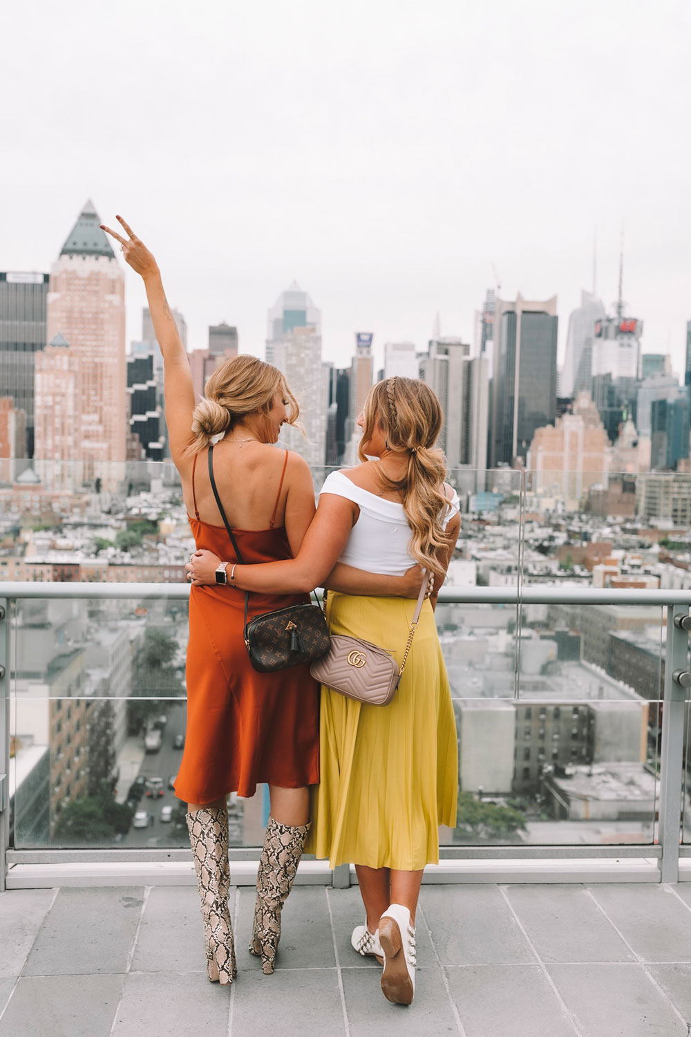 Most Instagrammable Spots in NYC: Rooftop Bars