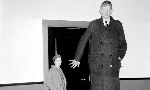 Ο ψηλότερος άνθρωπος στον κόσμο top ten