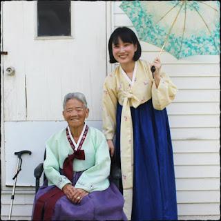 Ukochana Babcia - wywiad z reżyser Lee Sohyun