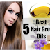 The 5 Best Essential Oils for Hair Growth