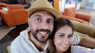 اسباب طلاق مي سليم و وليد فواز في شهر العسل