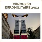 CONCURSO EUROMILITAIRE 2012