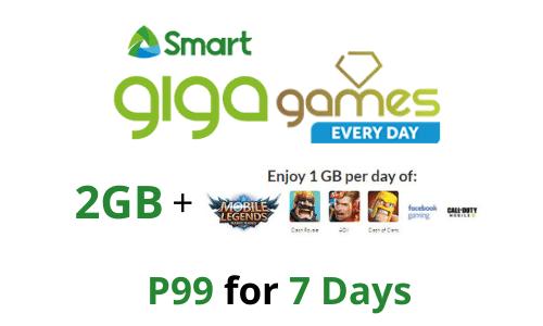 Smart  GIGA GAMES 99