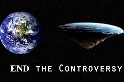 Hasil gambar untuk bumi bulat atau datar