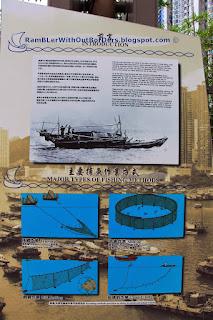 information poster , Ap Lei Chau, hong kong