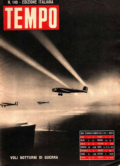 Italian Tempo Magazine, 29 January 1942 worldwartwo.filminspector.com