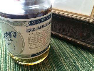St. George Absinthe Verte
