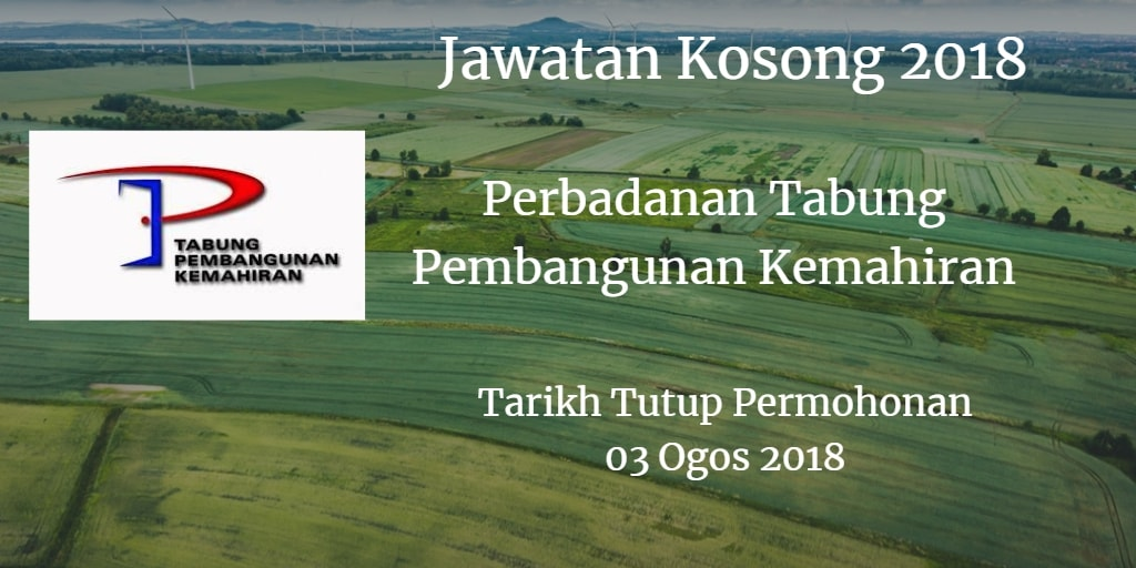 Jawatan Kosong PTPK 03 Ogos 2018