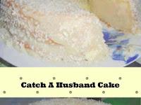 Catch A Husband Cake