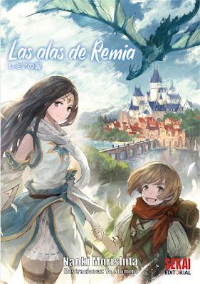 Las Alas de Remia de Naoki Morishita.