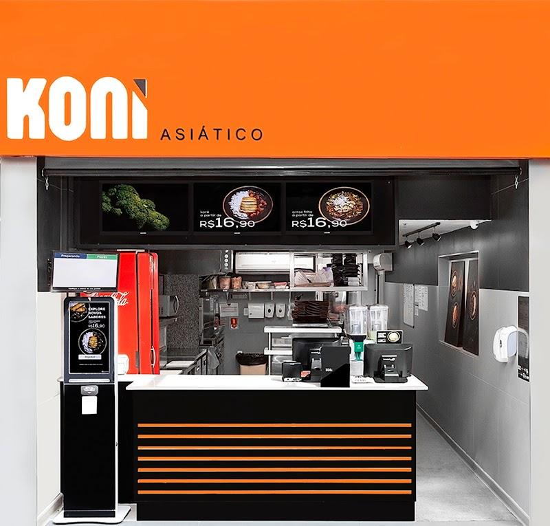 """Koni apresenta novo modelo de negócio com o selo """"Asiático"""""""