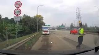 Polri Usut Oknum Polantas yang Batal Tilang Pengemudi karena CCTV