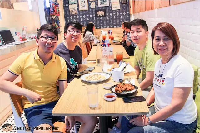 Renz Cheng in Scout's Honor, Robinsons Manila