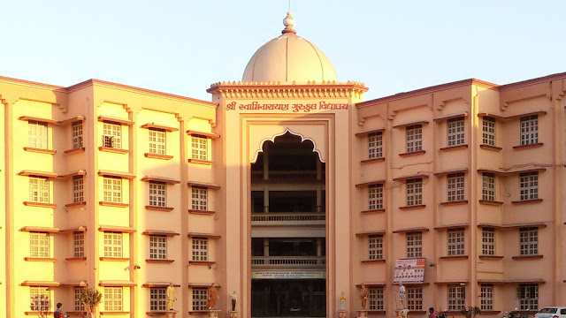 Shree Swaminarayan Gurukul Temple in Surat