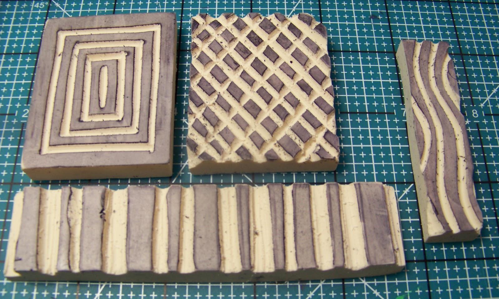 Ellen vargo designs hand carved stamps