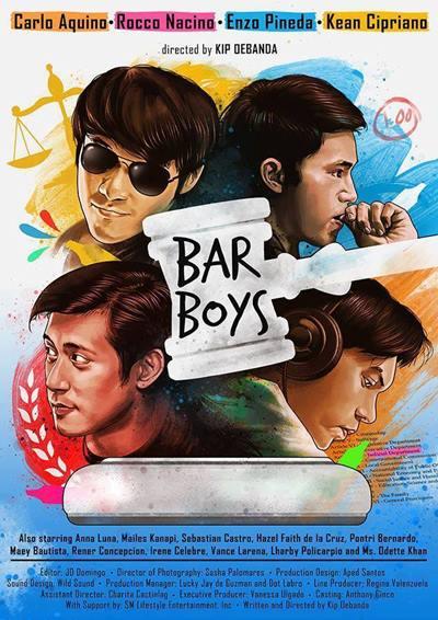 Bar Boys 2016 full movie