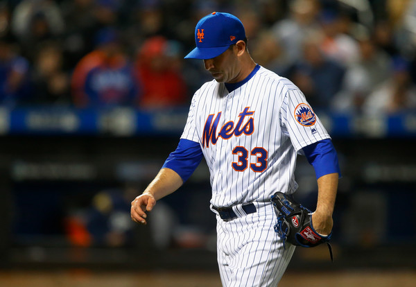 Scuffling Matt Harvey defiant over spot in Mets rotation