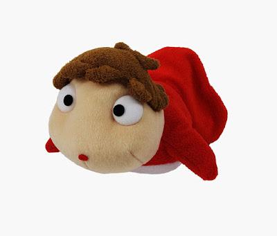 Ponyo Plush Toy