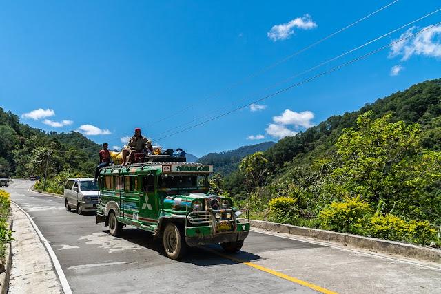 De Banaue à Buscalan-Luçon-Philippines