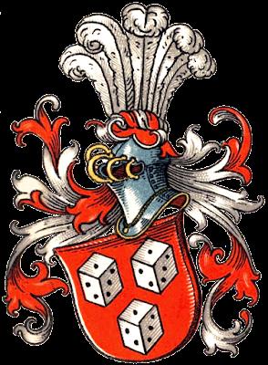 Quatre cent vingt et un  Werpup-Wappen