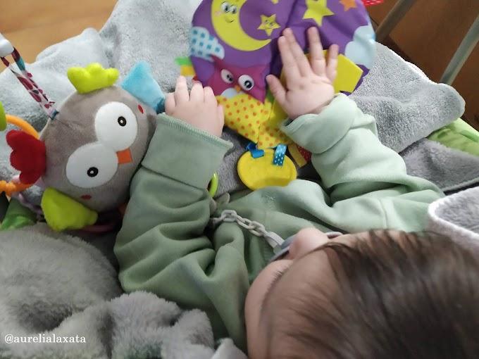 Los 7 meses de mi bebé