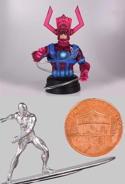 San Diego Comic-Con 2013 Exclusive Galactus Marvel Mini Bust by Gentle Giant
