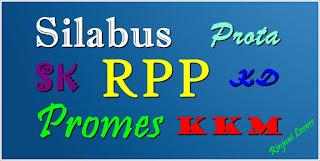 Contoh RPP SMP KTSP Dilengkapi Silabus, Protah, Prosem, KKM
