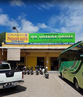 BUS PALEMBANG YOANDA