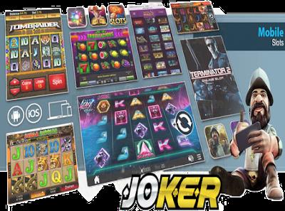Agen Aplikasi Joker123 Situs Judi Slot Maniacslot 88CSN Terpercaya Dengan Bonus Menarik 2019