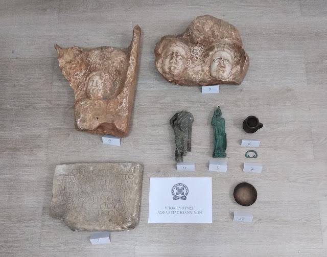 Γιάννενα: Στις αποθήκες των σπιτιών τους είχαν αρχαιολογικούς θησαυρούς!