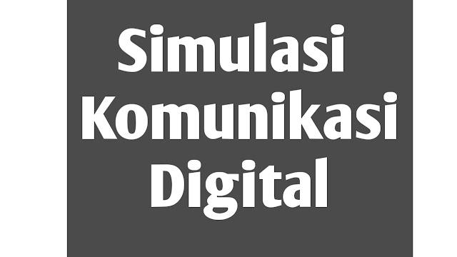 Simulasi dan Komunikasi Digital - Pengembangan Ide