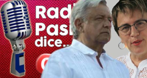 ¿Qué le dijo López Obrador a Laura Beristain?