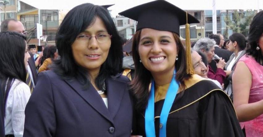 MARÍA ELENA INOCENTE: La becaria que soñó con estudiar en una universidad top del mundo y lo logró