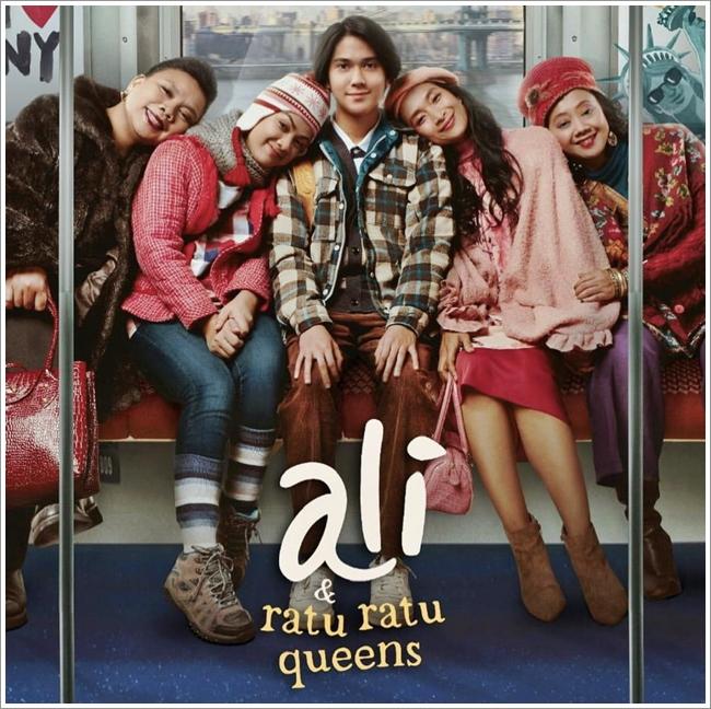 Movie | Ali & Ratu Ratu Queens (2021)