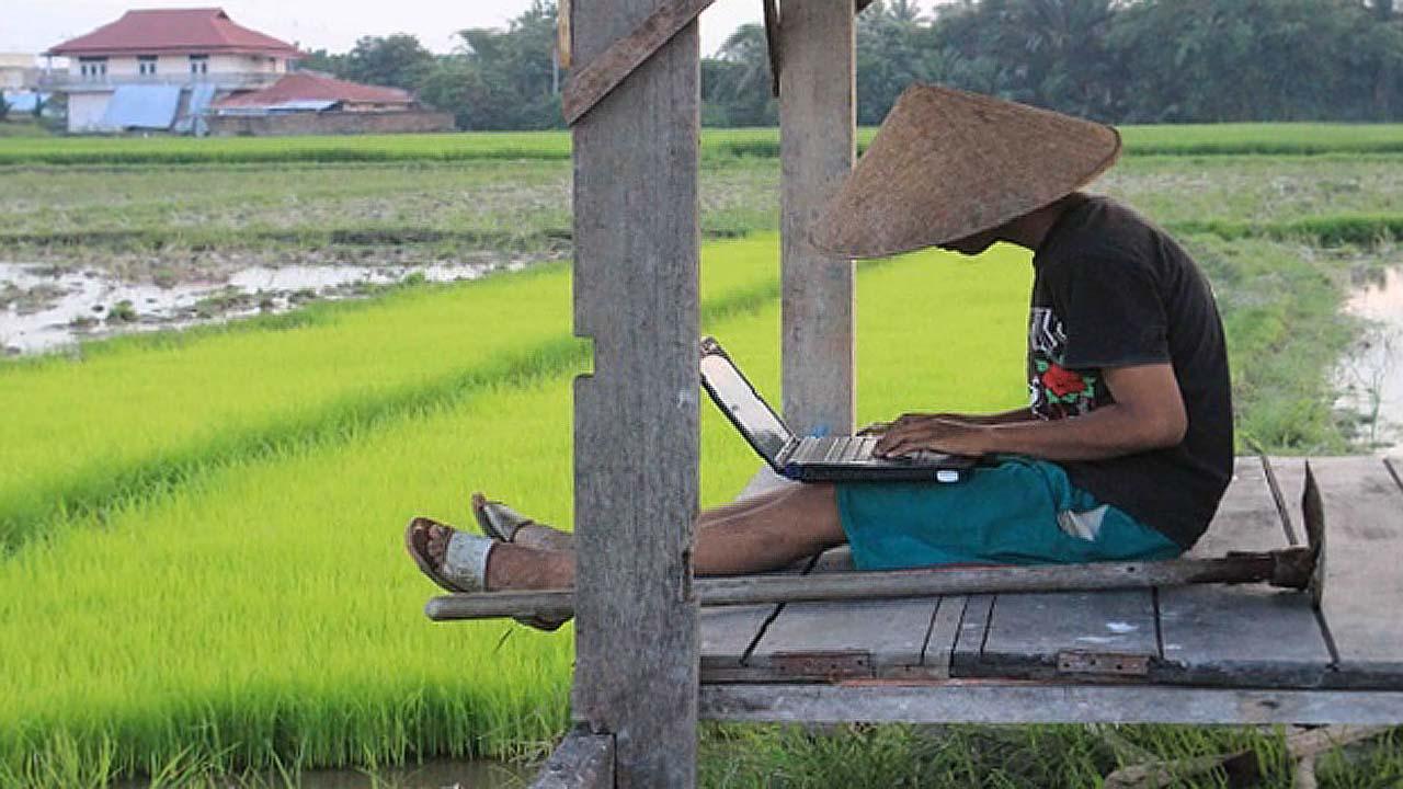 Biar Potensi Desa Dikenal Luas Pemkab Brebes Galakkan Semua Pemdes Untuk  Mendigitalisasi Profil Desanya