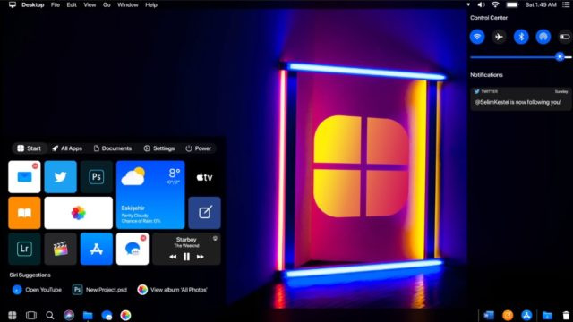 This Is How Apple's Version Of Windows Will Look Like