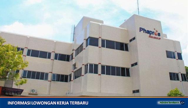 Lowongan Kerja PT Phapros Tbk, Jobs: Teknisi, Operator Timbang