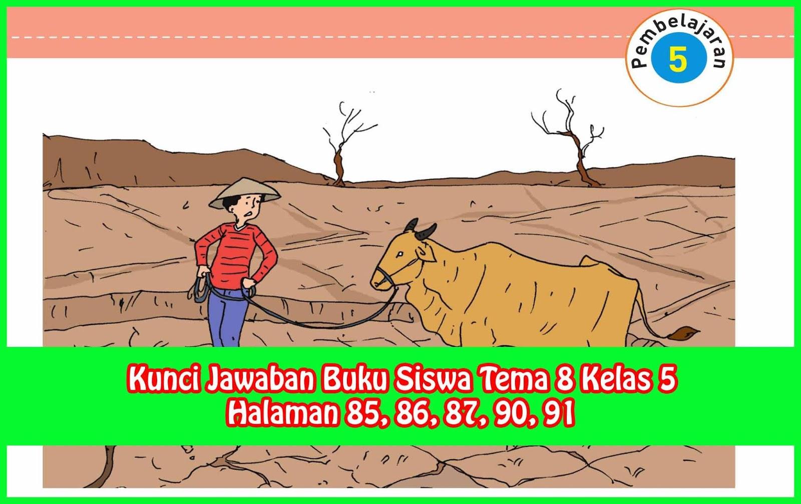 Kunci Jawaban Buku Bahasa Sunda Kelas 5 Kurikulum 2013 Dunia Sekolah