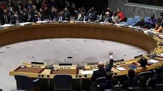 فيتو روسي ـ صيني ضد تمديد المساعدات الأممية إلى سوريا
