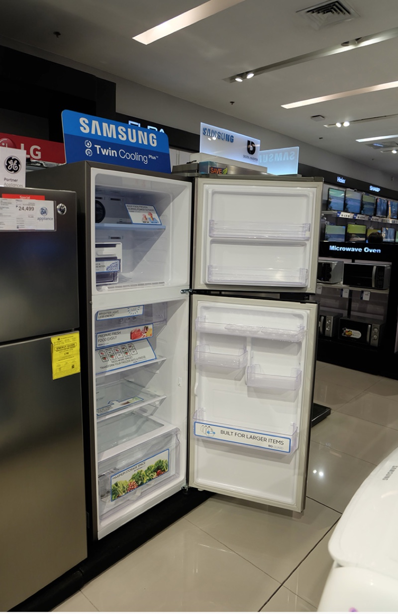 They have everything you could imagine at SM Appliance Center ...