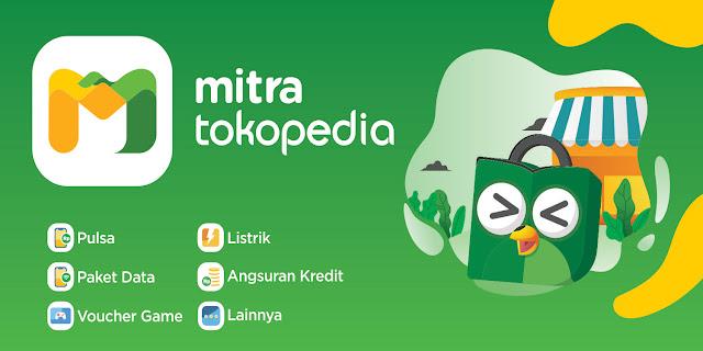 Banner Mitra Tokopedia