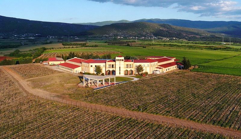 Οινοτουρισμός στο Chateau Nico Lazaridi - Ανοικτό για ξεναγήσεις και γευστικές δοκιμές