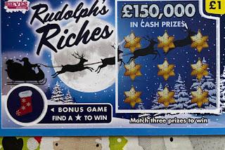 £1 Rudolph's Riches