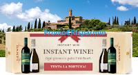 Logo Concorso Banfi Play&Wine: vinci gratis 57 kit vini e un soggiorno al Castello Banfi