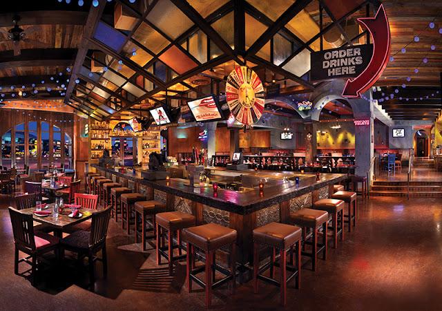 Dicas de Las Vegas: O charmoso ambiente do Diablo's Cantina em Las Vegas
