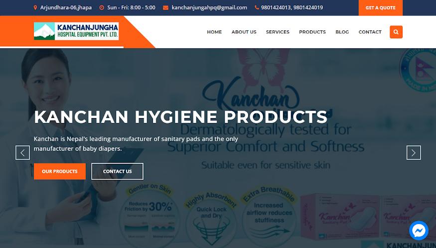 Kanchanjunga Hospital Equipments Pvt. Ltd