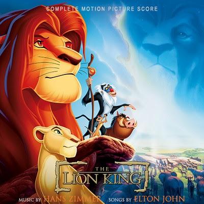 La M 250 Sica El Cine Y Yo Complete Score Para The Lion King