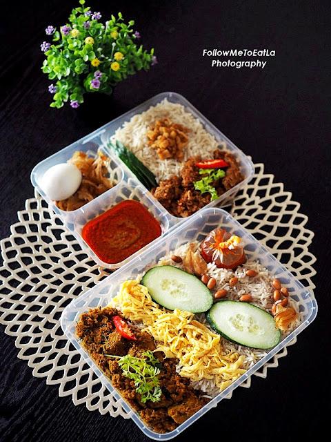 Kampung Contemporary Dining, a Melaka Nyonya Restaurant Offers MCO Value Nasi Lemak Dishes