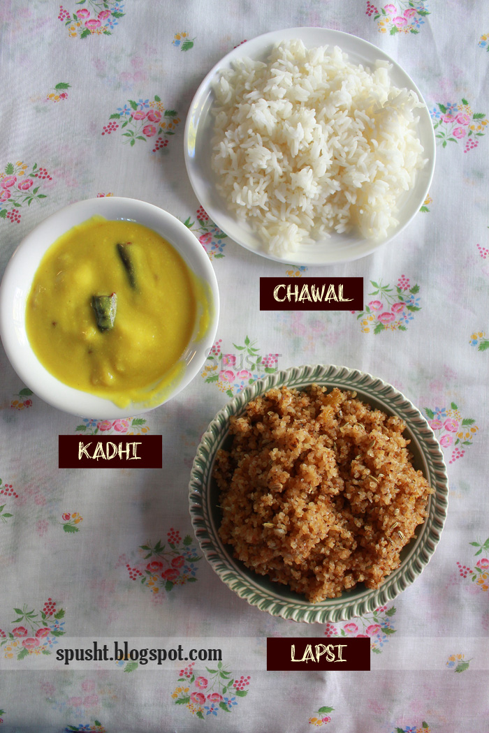recipe for lapsi rajasthani cuisine