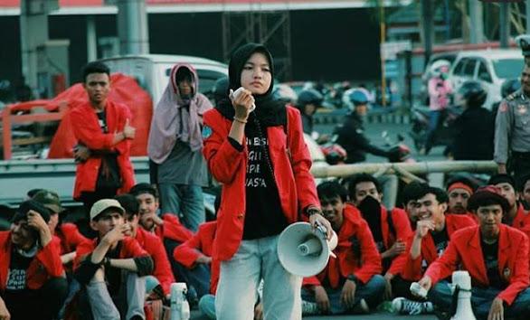 Sasa, Sang Demonstran Yang Kita Kenal